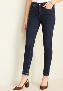 Ann Taylor Skinny Cropped Jeans